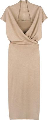 Bottega Veneta Crossover pencil dress