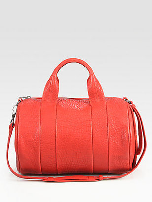 Alexander Wang Rocco Leather Satchel