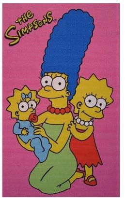 The Simpsons Fun rugs girls rug