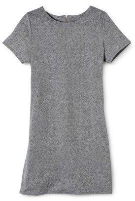 Merona Women's Knit T-Shirt Dress - Solids