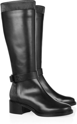 Givenchy Leather riding boots