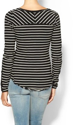 Free People Hard Candy Knit Top