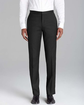 Theory Marlo P Tux Trousers - Regular Fit $285 thestylecure.com