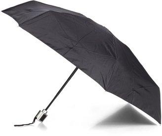 Saks Fifth Avenue Fold-Flat Umbrella