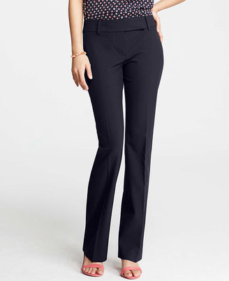 Ann Taylor Tall Modern All-Season Stretch Trousers