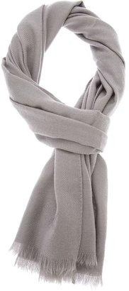 Giorgio Armani cashmere scarf