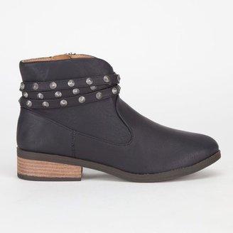 Qupid Plateau Womens Boots