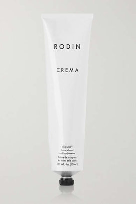 Rodin Luxury Hand And Body Cream, 100ml - Colorless