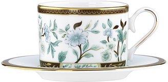 """Marchesa by Lenox """"Palatial Garden"""" Tea Saucer"""
