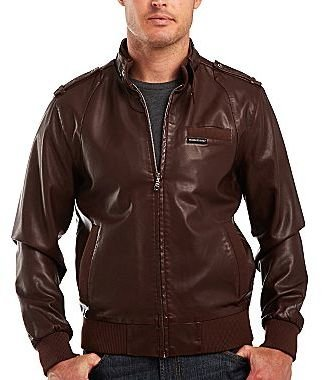 JCPenney Members Only Faux Leather Jacket