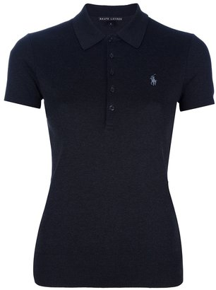Ralph Lauren Black Label classic polo shirt