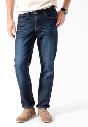 Forever 21 21 MEN Relaxed Fit Jeans