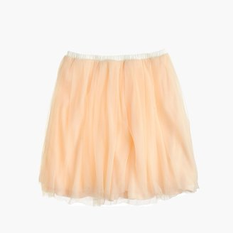 Girls' tulle skirt $45 thestylecure.com