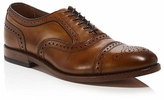 Allen Edmonds Strand Cap Toe Oxfords $395 thestylecure.com