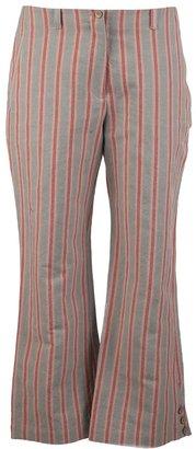 Lilith Striped wide leg trouser