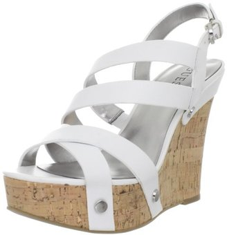 GUESS Women's Manetti Wedge Sandal