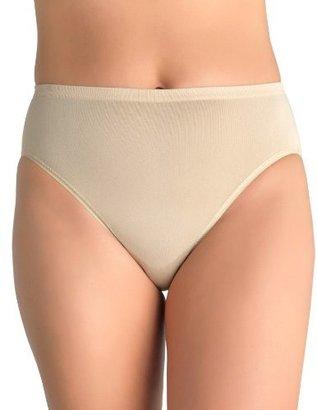 Vanity Fair Women's Seamless Strata Hi Cut Panty 13211 $11.50 thestylecure.com