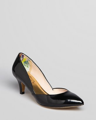 Ted Baker Pointed Toe Pumps - Harrisia 3 Low Heel