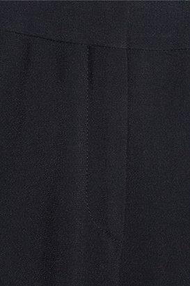 Calvin Klein Collection Niel crepe straight-leg pants