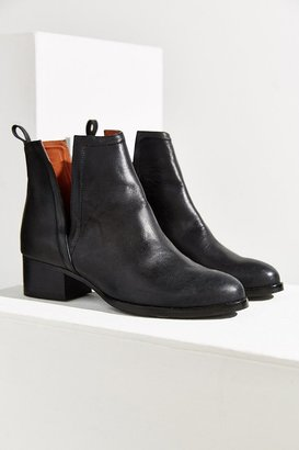 jeffrey cbell oriley cutout ankle boot shopstyle