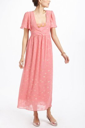 Anthropologie Windswept Maxi Dress