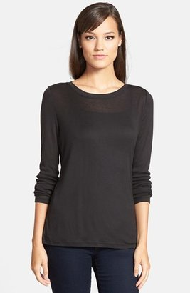 Women's Trouve Layering Tee $49 thestylecure.com