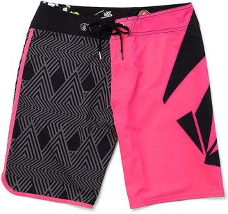 Volcom Shorts, Annihilator What Graphic Boardshorts