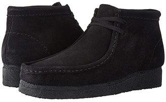 Clarks Wallabee Boot (Maple Suede) Women's Boots