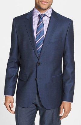HUGO BOSS 'James' Trim Fit Wool Blend Blazer (Online Only)