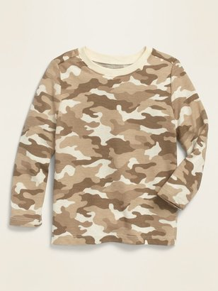 Old Navy Unisex Printed Long-Sleeve Tee for Toddler