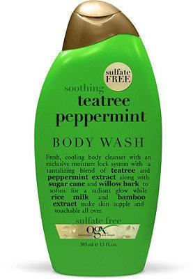 Ulta OGX Invigorating Tea Tree Peppermint Cooling Body Wash
