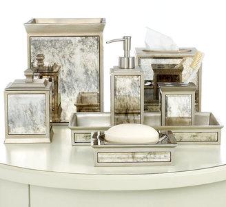 Kassatex Bath Accessories, Palazzo Trash Can
