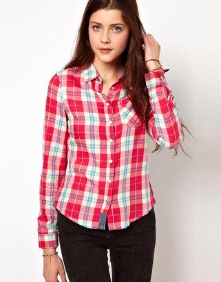 Vero Moda Check Shirt
