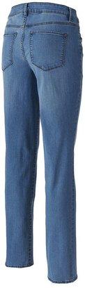 Sonoma life + style ® straight-leg jeans - women's