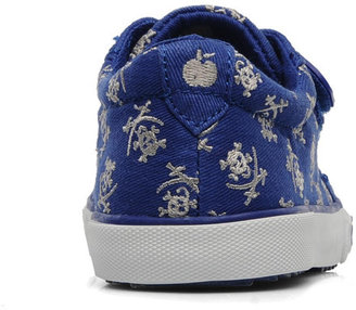 Pom D'Api Pirate Velcro Sneaker