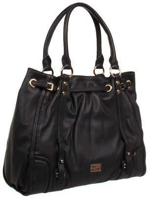Love Moschino JC4100PP0W (Black) - Bags and Luggage