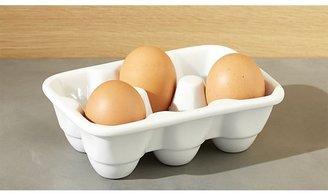 Crate & Barrel Egg Crate