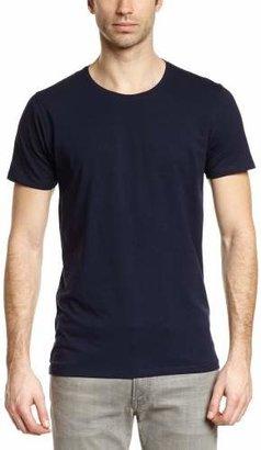 bc5072f9 Selected Men's Pima Short Sleeve O-Neck Plain T-Shirt