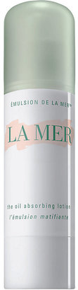 La Mer Women's The Oil Absorbing Lotion $260 thestylecure.com