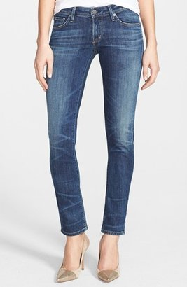 Women's Citizens Of Humanity 'Racer' Whiskered Skinny Jeans $198 thestylecure.com