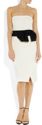 Donna Karan Stretch-jersey dress