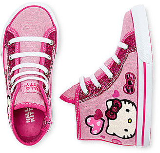 Hello Kitty Alexis Girls High Tops - Toddler