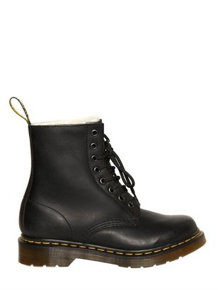 Dr. Martens 30mm Serena Calfskin Lace Up Boots