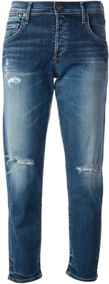 Citizens of Humanity Distressed Boyfriend Jean