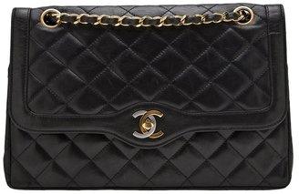 Chanel half flap bag