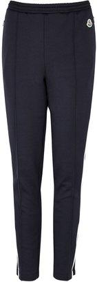 Moncler Navy Jersey Sweatpants