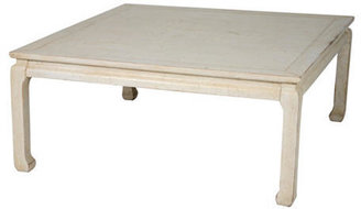 Reyes Allan Square Ming-Style Coffee Table