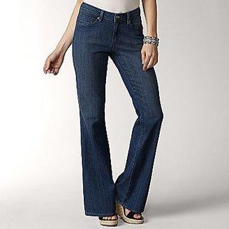 Liz Claiborne Classic Stretch 5-Pocket Jeans