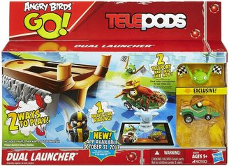 Hasbro Angry Birds Go! Dual Launcher Set by