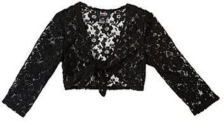 JCPenney by&by Girl Lace Shrug - Girls 6-16